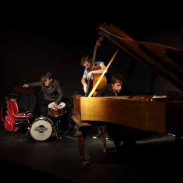 Marc Schmolling Trio